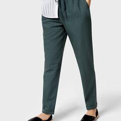 Брюки женские O'stin Свободные брюки изо льна LP4UA3-G7