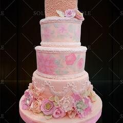 Торт Sole Праздничный торт №52