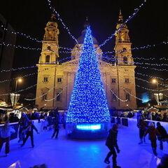 Туристическое агентство Madera Travel Экскурсионный рождественский тур «Варшава – Прага – Вена – Братислава – Будапешт» (5 дней)