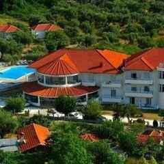 Туристическое агентство География Пляжный авиатур в Грецию, Тасос, Achillion Hotel  3
