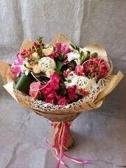 Магазин цветов VGosti.by Букет «В твой праздник»
