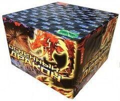 Фейерверк ТК сервис Батарея салютов ТКВ 215 «Огненный дракон» FP-B309