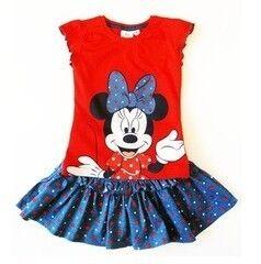 Платье детское Sun City Комплект для девочки Минни OE1616/1