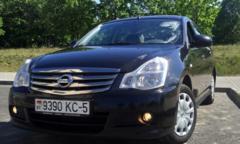 Прокат авто Прокат авто Nissan Almera 2015 МКПП