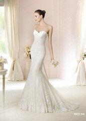 Свадебное платье напрокат White One (Pronovias) Платье свадебное «Jackie»
