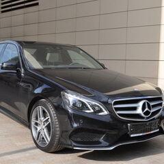 Аренда авто Mercedes-Benz E200 W212 2014г. (с водителем)