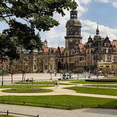 Туристическое агентство Боншанс Экскурсионный автобусный тур «Прага – Дрезден. Для заказных групп»