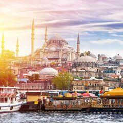 Туристическое агентство Внешинтурист Комбинированный автобусный тур TK1 «Мистическая Трансильвания и сказочный Стамбул» + отдых в Турции
