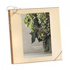 Подарок Wedgwood Рамка для фотографий Vera Wang Love Knots Gold, 12,5х17,5 см