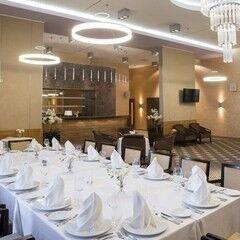 Ресторан и кафе на Новый год Виктория Платинум Зал VIP