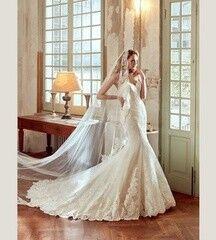 Свадебное платье напрокат Nicole Платье свадебное Bella