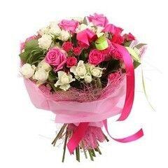 Магазин цветов Планета цветов Сборный букет №7