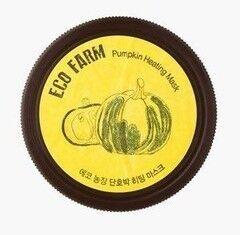Уход за лицом The Saem Разогревающая маска с экстрактом тыквы Eco Farm Pumpkin Heating Mask, 95 мл