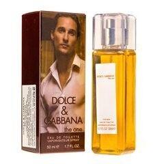 Парфюмерия Dolce&Gabbana Мини туалетная вода The One For Men, 50 мл