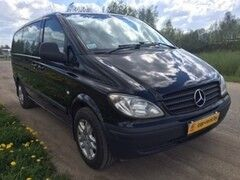 Прокат авто Прокат авто Mercedes-Benz Vito Long 2007 г.