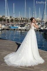 Свадебный салон Bonjour Свадебное платье «Ersaliya» из коллекции LA POESIE 2017