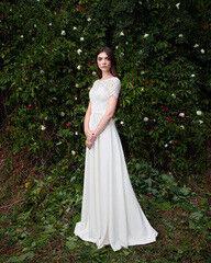 Свадебный салон UNONA Свадебное платье «Tiffany» из коллекции MALACHITE