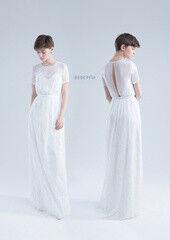 Свадебный салон UNONA Свадебное платье «Беверли» из коллекции JADE 2016