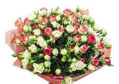 Магазин цветов Долина цветов Букет «Мадрид»