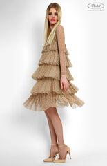 Платье женское Pintel™ Мини-платье свободного силуэта Ammade