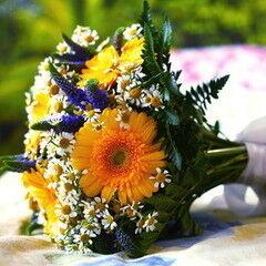 Магазин цветов Lia Свадебный букет №39