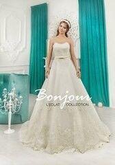 Свадебный салон Bonjour Свадебное платье «Trasy» из коллекции L'ECLAT 2016