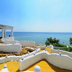 Туристическое агентство ТиШ-Тур Пляжный автобусный тур в Украину, Коблево, пансионат «Ивушка»