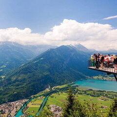 Туристическое агентство Внешинтурист Экскурсионный автобусный тур SW3 «Швейцария + Франция комфорт»