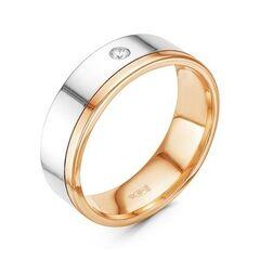 Ювелирный салон Бриллианты Костромы Обручальное кольцо 04-0148