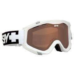 Сноубординг SPY Маска  Zed (With Bonus Lens) White