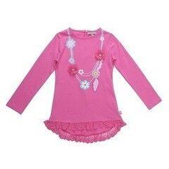 Кофта, майка детская Sweet Berry Туника для девочки SB175418