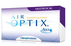 Линзы CIBA Vision Контактные линзы Air Optix Multifocal