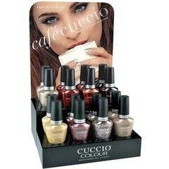 Декоративная косметика Cuccio Лак для ногтей Café Cuccio