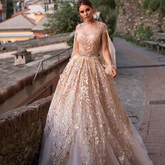 Свадебный салон Ange Etoiles Платье свадебное Ali Damore Elira