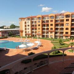 Горящий тур Тайм Вояж Пляжный авиатур в Болгарию, Солнечный Берег, Diamond Hotel Sunny Beach 4*