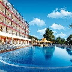 Туристическое агентство Jimmi Travel Пляжный авиатур в Болгарию, Золотые пески, Central 4*