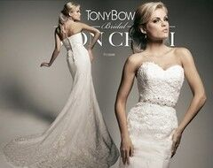 Свадебный салон Tony Bowls Свадебное платье 113240
