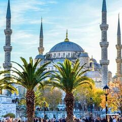 Туристическое агентство Внешинтурист Экскурсионный автобусный тур TK2 «Фестиваль тюльпанов в Стамбуле, загадочная Трансильвания и ласковое море»