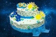 Торт Седьмое небо Торт №5