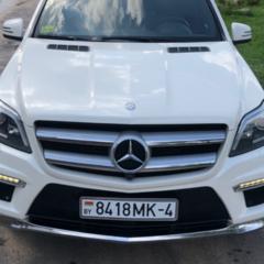 Прокат авто Прокат авто Mercedes-Benz GL 2014 г.в.