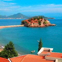 Туристическое агентство Go Global Пляжный авиатур в Черногорию, Рафаиловичи, Obala Zelena 3*