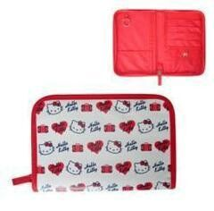 Кошелек, визитница, чехол Sanrio Чехол для паспорта «Hello Kitty» 318957