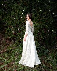 Свадебный салон UNONA Свадебное платье «Martha» из коллекции MALACHITE