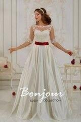 Свадебное платье напрокат А-силуэт Bonjour Платье свадебное «Elsa 2» из коллекции EDEM L'ECLAT 2016
