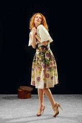 Белорусский дизайнер YANCHILINA Платье 1322