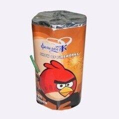Фейерверк ИПК Фейерверк Батарея салютов Angry birds (JS071) GE218-7