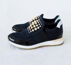 Обувь женская Baldinini Кроссовки женские 5