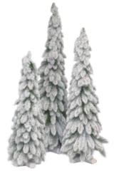 Елка и украшение National Tree Company Ель искусственная «Downswept», 0.91 м