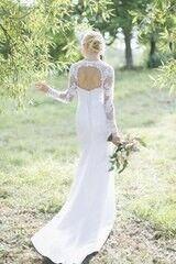Свадебный салон ALIZA Свадебное платье «Olivia» Soffito