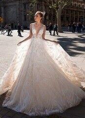 Свадебный салон Ida Torez Свадебное платье Rambla